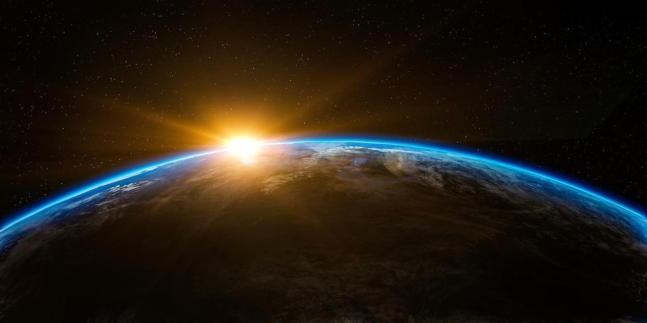世界の夜明け